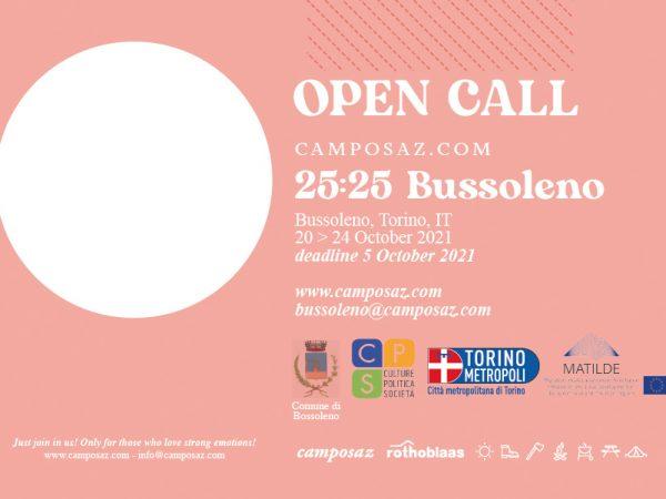 <span>25:25 Bussoleno – OPEN CALL</span><i>→</i>